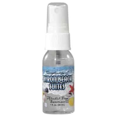 1oz Non-Alcohol Spray Hand Sanitizer