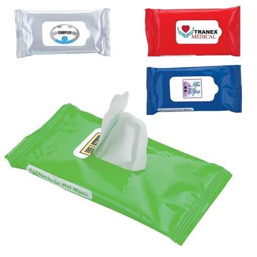 Alano Antibacterial Wet Wipes