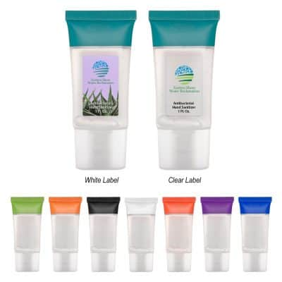 1 Oz. Hand Sanitizer Tube