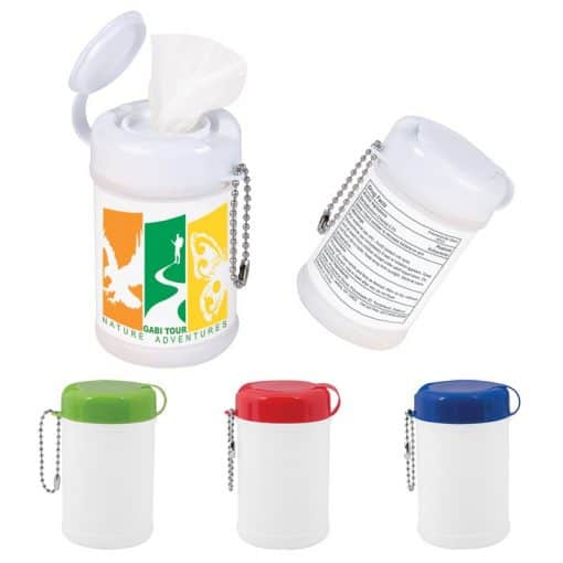 Canister Sanitizer Wipes