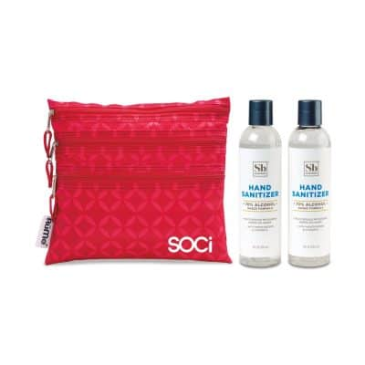 Soapbox® Hand Sanitizer Duo Gift Set - Gala