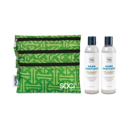 Soapbox® Hand Sanitizer Duo Gift Set - Spring Greenwich