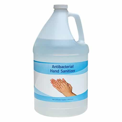 1 Gallon USA Made Liquid Hand Sanitizer