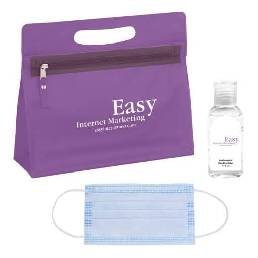 Mask & Sanitizer Kit
