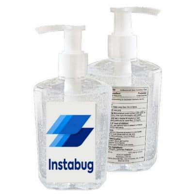 8 oz. Hand Sanitizer with Pump Top