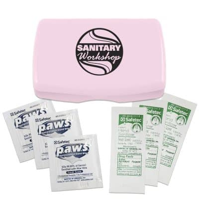 Antimicrobial & Sanitizer Kit