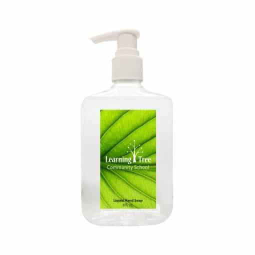 8 Oz. Antibacterial Liquid Hand Soap