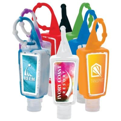 Amore 1 oz. Hand Sanitizer with Holder