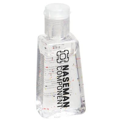 Gel Moisture Bead 1 oz Hand Sanitizer