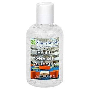 """SEQUOIA"" 4 oz Hand Sanitizer Antibacterial Gel"