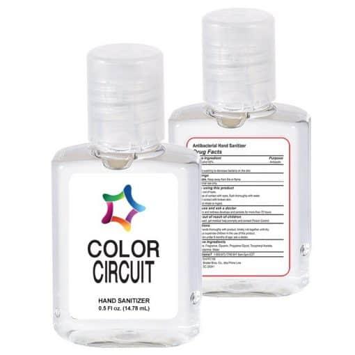 0.5 Oz. Square Sanitizer Gel
